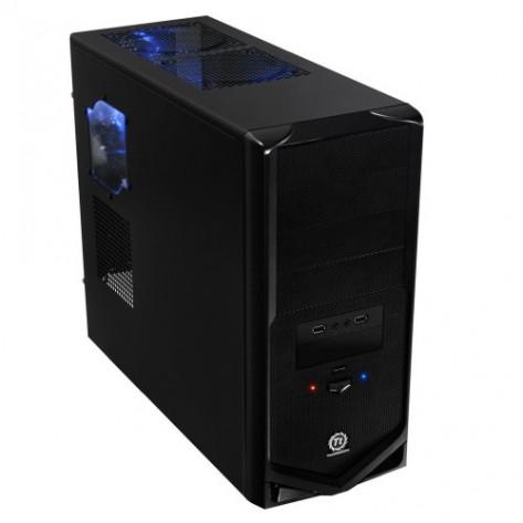 Gabinete Thermaltake V4 Black Edition (VM30001W2Z) - Sem fonte