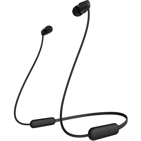 Fone de ouvido Intra-Auricular Sony WI-C200 - Bluetooth - Preto
