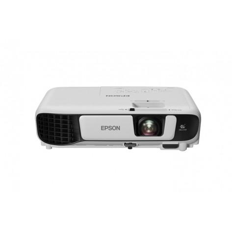 Projetor Epson 3LCD PowerLite X41+ - 3.600 Lumens (1024x768) - Wireless