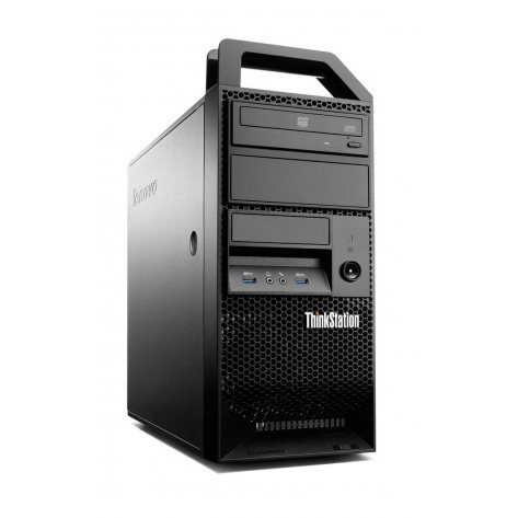 Workstation Lenovo Thinkstation E32 - Xeon E3-1225V3 3.2 Ghz - 8GB RAM 500GB HD - NVIDIA® Quadro® K600 - Windows 8 Pro