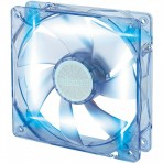 Cooler AK-174CB-4BLS - 120x120mm Akasa com LED Azul