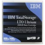 Cartucho de Dados IBM LTO-3 Ultrium - 400GB Nativo/ 800GB Comprimida