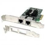 Placa de Rede PCI-E Intel PRO/1000 - 82571GI - 2 x RJ-45 - 10/100/1000Mb/s