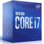 Processador Intel Core i7-10700F BX8070110700F - Cache 16MB, 2.9GHz (4.8GHz Max Turbo) - LGA 1200