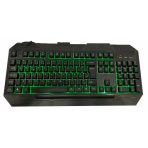 Teclado Gaming Hoopson LED de 7 Cores - TPC-045