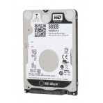 HD 2.5'' Notebook 500GB Western Digital Black WD5000LPLX - 7200RPM - 32MB Cache - SATA 6Gb/s