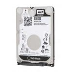 HD 2.5'' Notebook 500GB Western Digital Black WD5000LPLX - 7200RPM - 32MB Cache - SATA 6Gb/s