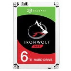 "HD 3.5"" 6TB Seagate IronWolf ST6000VN0041 - 7200RPM - 128MB Cache - SATA 6Gb/s"