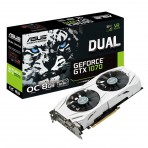 Placa de Vídeo ASUS GeForce GTX 1070 OC - 8GB 256-bits GDDR5 - PCI Express 3.0