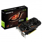 Placa de Vídeo Gigabyte GeForce GTX 1060 WindForce OC - 6GB GDDR5 192 bit - PCI-Express 3.0