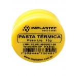 Pasta térmica Implastec - 15g