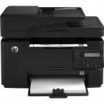 Multifuncional laser monocromática HP LaserJet M127fn - Impressora, Fax, Scanner