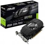 Placa de Vídeo ASUS GeForce GTX 1050 - 2GB 128-bits GDDR5 - PCI Express 3.0