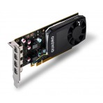 Placa de Vídeo Quadro PNY P1000 - 4GB GDDR5 128 bits - PCI Express 3.0 - Low-Profile