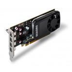 Placa de Vídeo Quadro PNY P1000 - 4GB GDDR5 128 bits - PCI Express 3.0 - Low-Profile