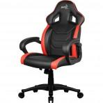 Cadeira Gamer Aerocool AC60C AIR EN57730 - Preto/Vermelho