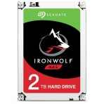 "HD 3.5"" 2TB Seagate IronWolf ST2000VN004 - 5900RPM - 64MB Cache - SATA 6Gb/s"