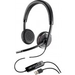 Fone de ouvido Headset Plantronics Blackwire C520 - USB