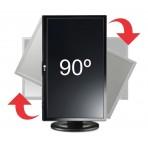 Monitor 21.5'' LED LG 22MP55PJ-B - 1920 x 1080, 60Hz, 5ms - Com suporte ergonômico