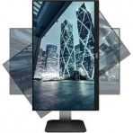 Monitor 21.5'' LED AOC 22P1E - 1920 x 1080, 60Hz, 2ms - Com suporte ergonômico