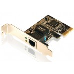 Placa de Rede Comtac PCI-Express 10/100/1000 Mbps - Low Profile