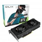 Placa de Vídeo Galax GeForce RTX 3060 (1-Click OC) 36NOL7MD1VOC - 12GB GDDR6 192 bits - PCI-Express 4.0