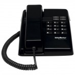 Telefone Intelbras TC 50 Premium - Com fio - Preto