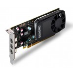 Placa de Vídeo Quadro PNY P400 - 2GB GDDR5 64 bits - PCI Express 3.0 - Low-Profile