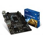 Placa Mãe MSI B250M PRO-VH - DDR4 para Intel Soquete 1151 (Som, Vídeo, Rede, USB 3.0)