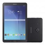 """Tablet Samsung Galaxy Tab E SM-T560 - Tela 9.6"""" 8GB, Processador Quad Core 1.3GHz, Câmera 5MP - Wi-Fi - Preto"""