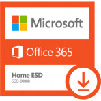 Microsoft Office 365 Home para 5 PC/MAC ESD 6GQ-00088 - Digital para Download