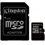 Cartão de memória Kingston microSD - Classe 10 - 32GB