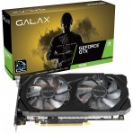 Placa de Vídeo Galax GeForce GTX 1660 60SRH7DSY91C - 6GB GDDR5 192 bits - PCI-E 3.0