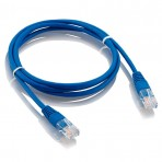Patch Cord CAT6e Azul - 1.5 Metros