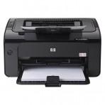 Impressora Laser monocromática HP LaserJet P1109W - Wireless