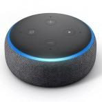 Caixa de som Amazon Alexa Echo Dot (3ª Geração) - 810019528828 - Preto