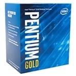 Processador Intel Pentium Gold G5420 BX80684G5420 - Coffee Lake, Cache 4MB, 3.8GHz, UHD Graphics 610 - LGA 1151
