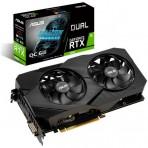 Placa de Vídeo Asus GeForce RTX 2060 (Dual OC) 90YV0CH2-M0NA00 - 6GB GDDR6 192 bits - PCI-Express 3.0