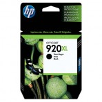 Cartucho tinta HP 920XL - Preto