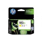 Cartucho de tinta Colorido Officejet HP Amarelo 951XL Officejet (CN048AL)