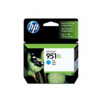 Cartucho de tinta Colorido Officejet HP Ciano 951XL Officejet (CN046AL)