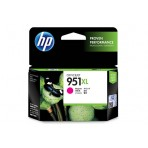 Cartucho de tinta Colorido Officejet HP Magenta 951XL Officejet (CN047AL)
