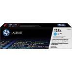 Toner HP LaserJet 128A (CE321A) - Ciano