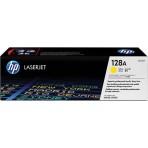 Toner HP LaserJet 128A (CE322A) - Amarelo