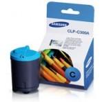 Cartucho Samsung Ciano CLP-C300A para CLP-300, CLX-2160N e CLX-3160FN