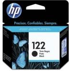 Cartucho de Tinta HP 122 Preto - (CH561HB)