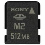 Memory stick micro Sony MS-A512D - 512MB