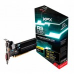 Placa de vídeo XFX AMD Radeon R5 230 - 1GB 64 bits DDR3 - PCI-Express 3.0 - Low Profile