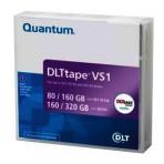 Cartucho de Dados DLT tape VS1 - 80/160 GB DLT VS160 - 160/320GB DLT V4