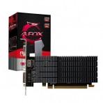 Placa de Vídeo AFOX Radeon R5 220 AFR5220-2048D3L9-V2 - 2GB DDR3 64 bits - PCI-Express 2.0